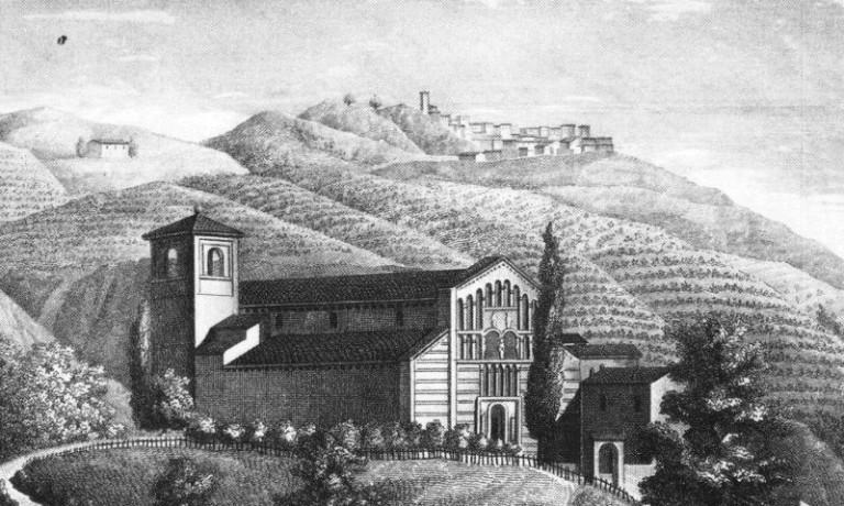 Storia: Albugnano e la Canonica di Santa Maria di Vezzolano